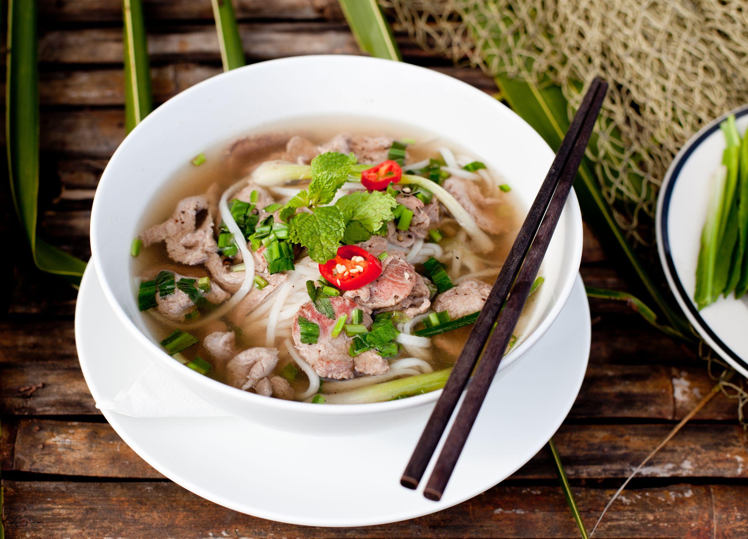 Asia Van – Restaurant – Fresh Asian Food